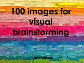 100 images for brainstorming – visual support
