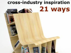 21 ways: cross-industry inspiration