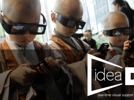 ideaDJ – sell your ideas visually