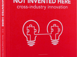 Not Invented Here? Cross- industry innovation